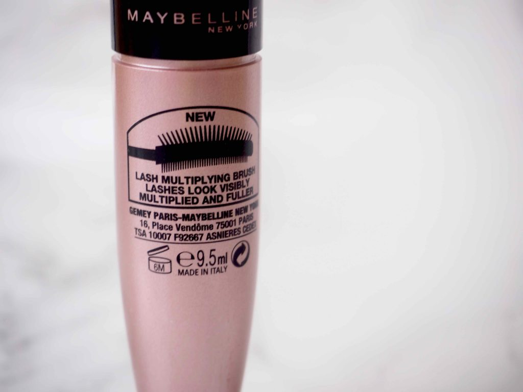 Lash Sensational Maybelline