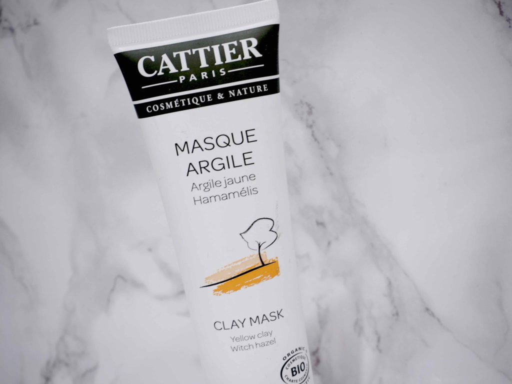 Cattier Clay Mask