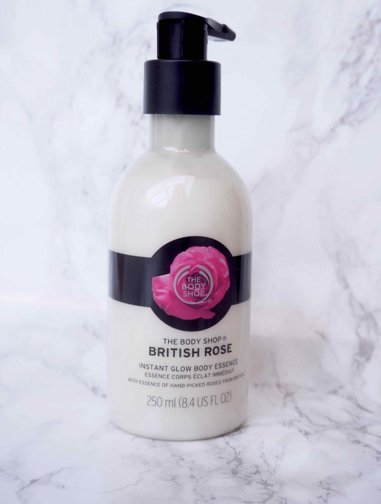 TBS British Rose