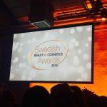 Oho, mikä gaala: Swedish Beauty & Cosmetics Awards 2016!
