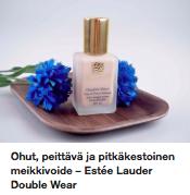 Estee Lauder Double Wear meikkivoide