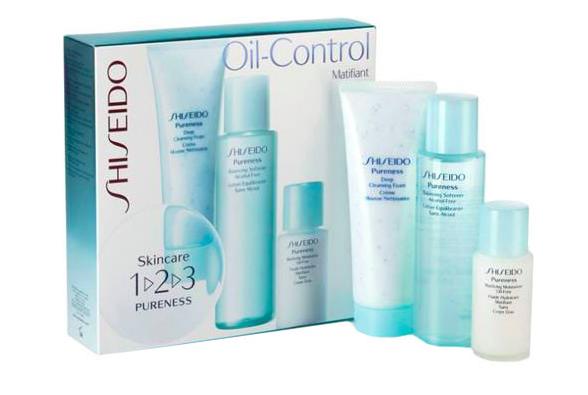 Shiseido set