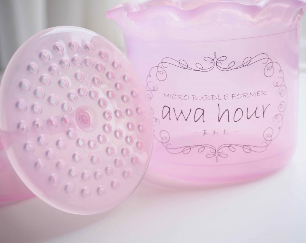 Awa Hour Micro Bubble Former