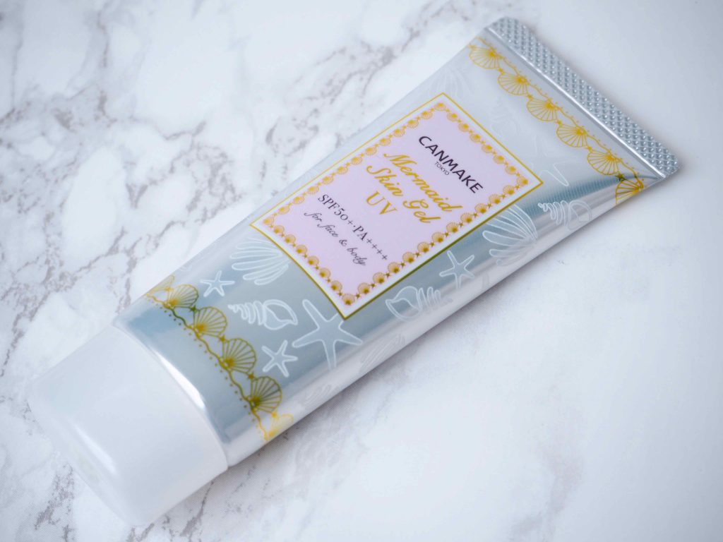 CANMAKE Mermaid Skin Gel UV SPF50+