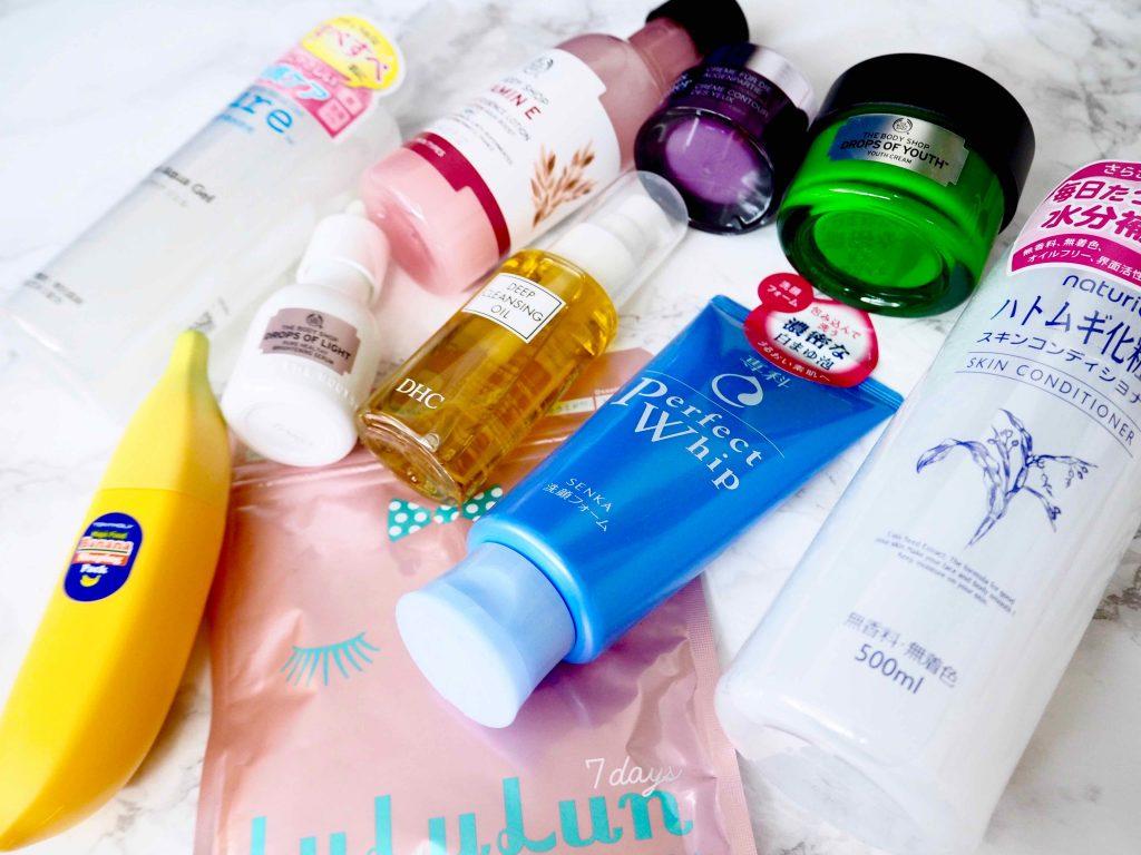 10 Step Skincare Routine