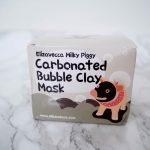 Elizavecca Milky Piggy Carbonated Bubble Clay Mask - sikahauska poreileva kasvonaamio!