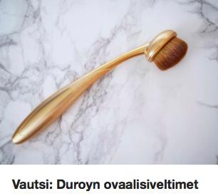 Duroy ovaalisiveltimet Ostolakossa