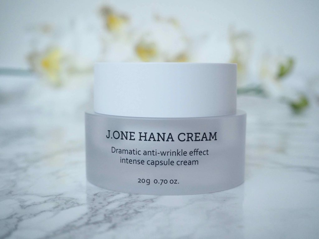 J. One Hana Intense Capsule Cream