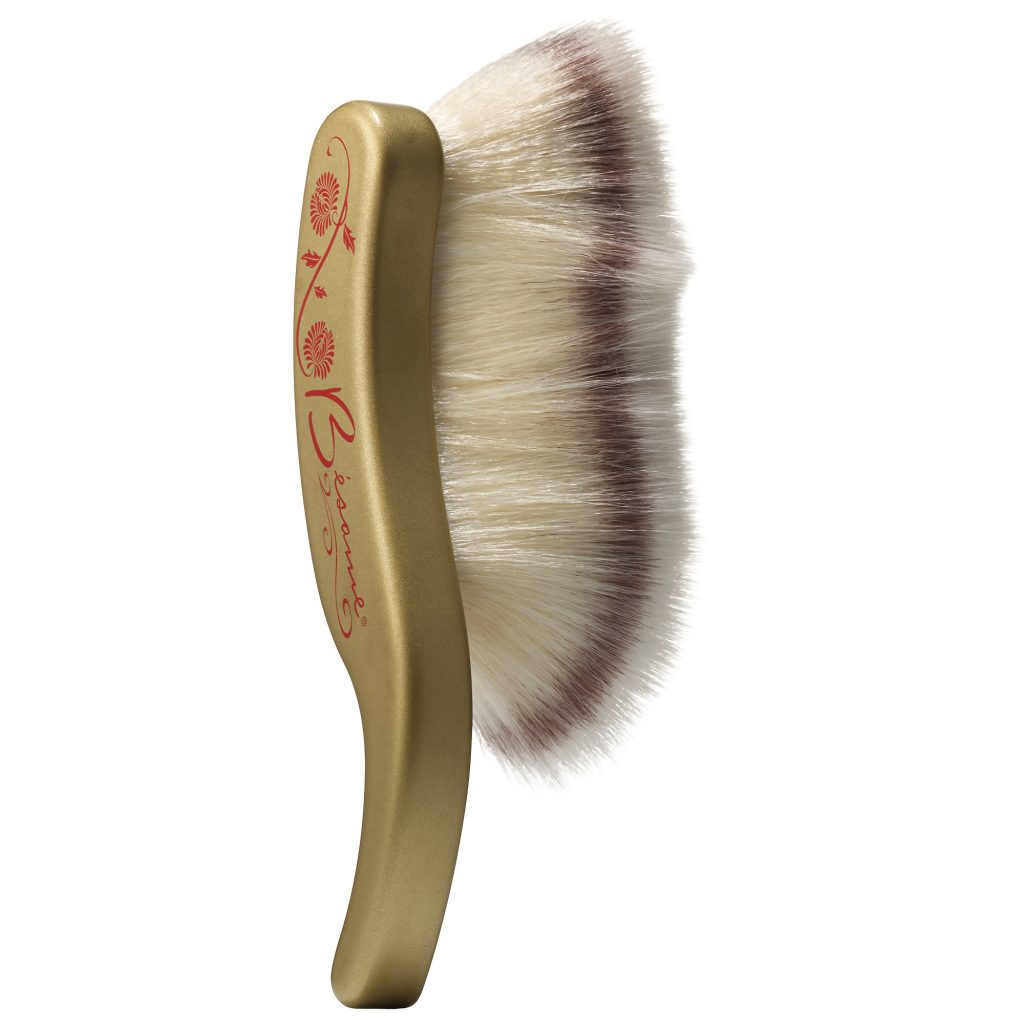 Long Hair Finishing Powder Brush