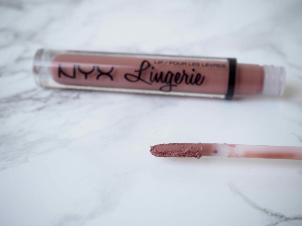 NYX Lip Lingerie Bedtime Flirt