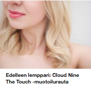 Cloud Nine suoristusrauta
