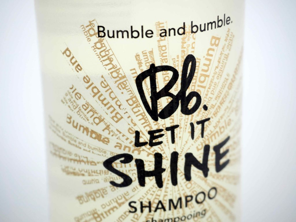 Bumble and bumble Let it Shine