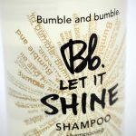Kirkastusta hiuksille - Bumble and Bumble Let It Shine Shampoo