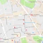 Kosmetiikkashoppailu Tukholmassa - kulje tämä reitti!
