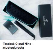 cloud-nine-kokemuksia