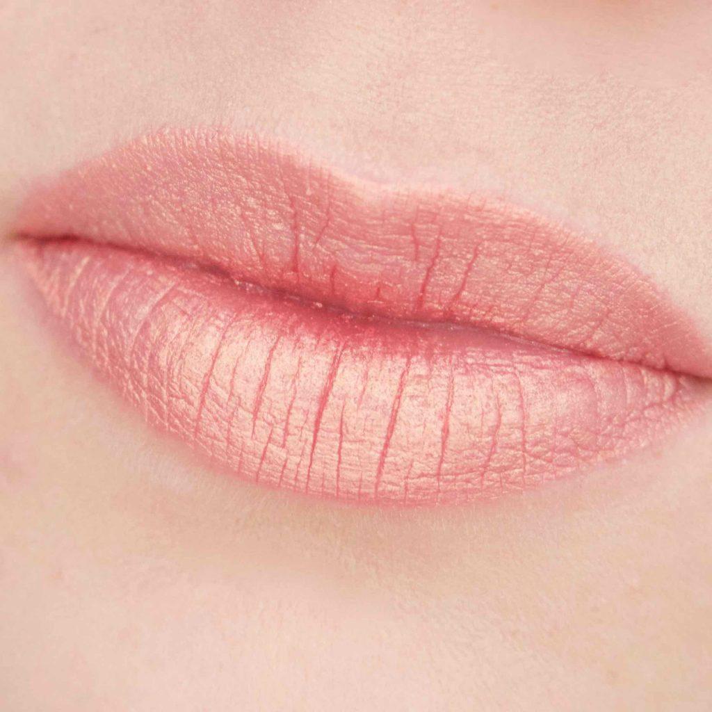 JOUER Long-Wear Lip Creme Liquid Lipstick Papaye