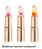 Kailujumei lipstick