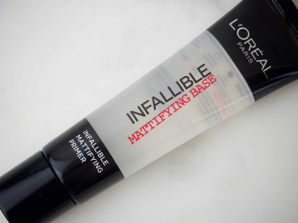 Infallible Mattifying Base Primer