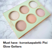 Pixi Glow Getters