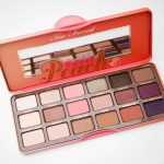The Internet made me do it - Too Faced Sweet Peach Eye Shadow Collection