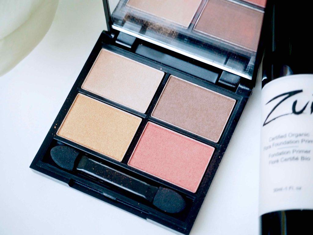 Zuii Flora Eyeshadow Quad Palette Fresh