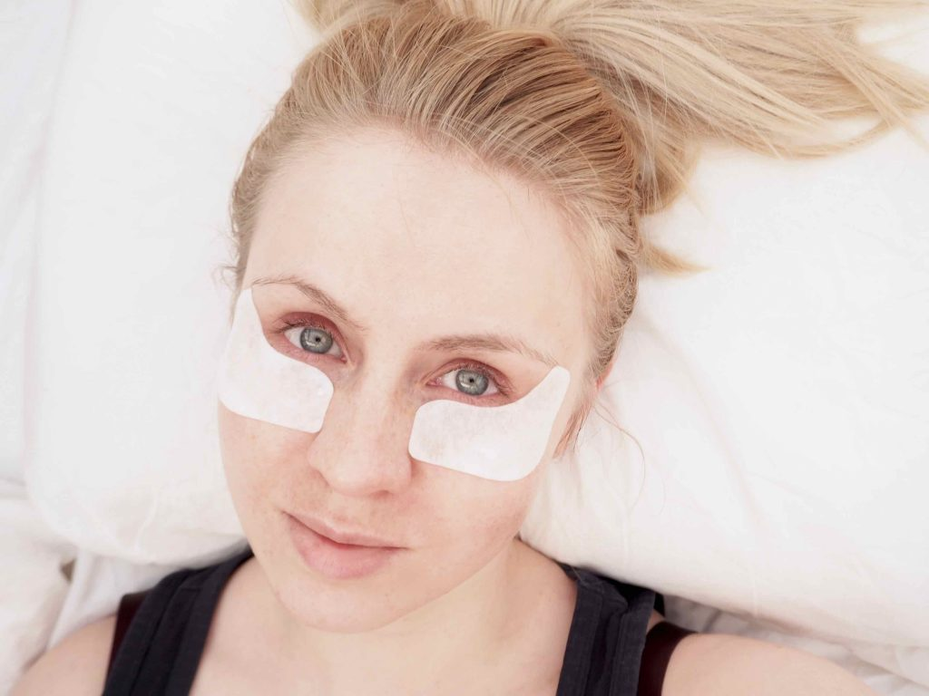 Bioré Sleeping Moisture Eye Pack