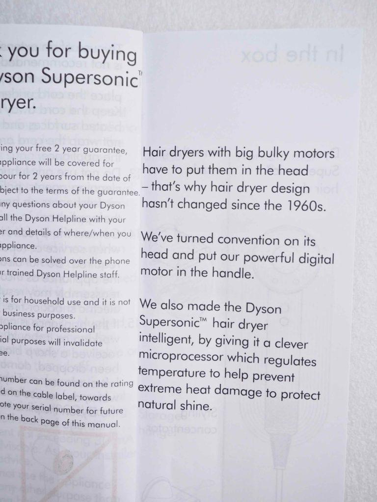 Dyson Supersonic kokemuksia