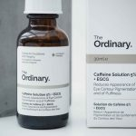 Loistava löytö: The Ordinary: Caffeine Solution 5% + EGCG -silmänympärysseerumi