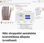 Ebayn käyttäminen