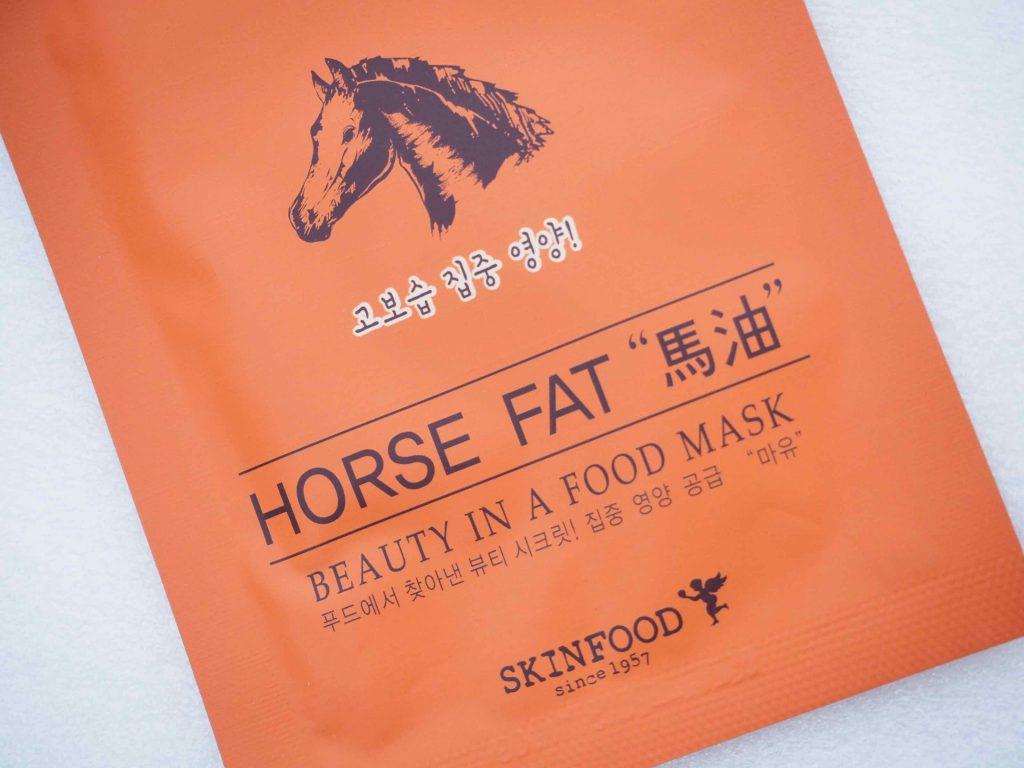 Hevosöljy kosmetiikka