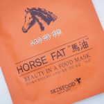 Hullujen Päivien jännittävin kosmetiikkatarjous: hevosöljy kasvonaamio