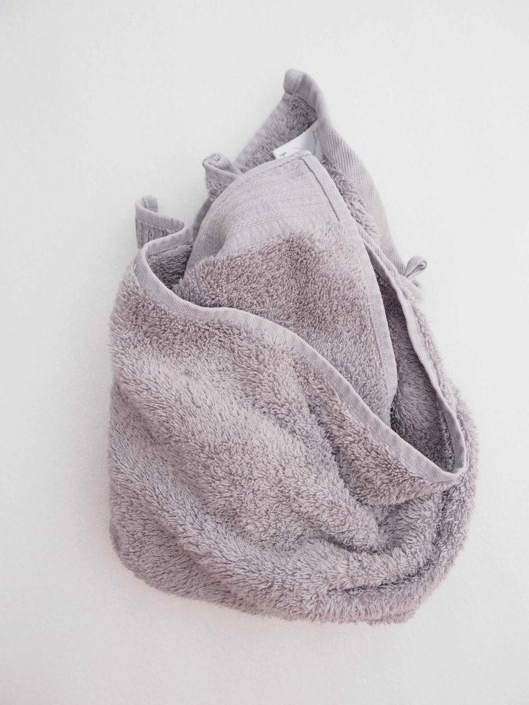 K Beauty No Towel method
