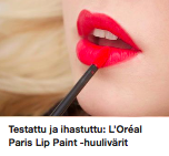 Loreal Paris Lip Paint