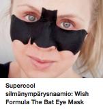 Wish Formula silmänympärysnaamio