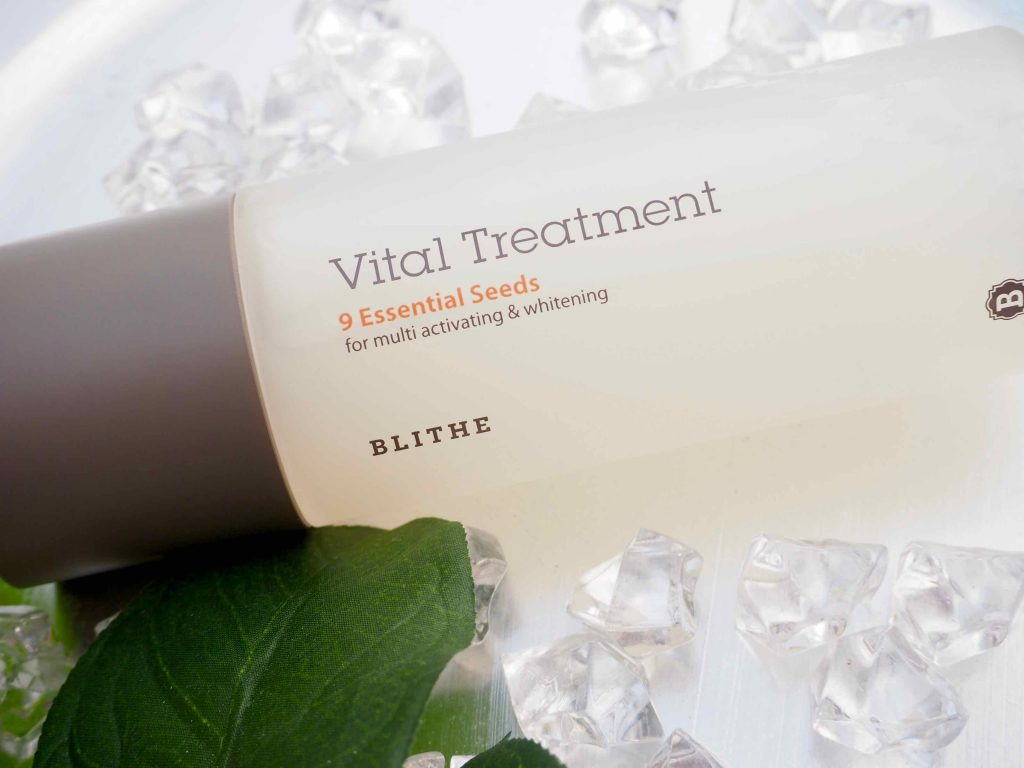 Blithe Vital Treatment 9 Essential Seeds