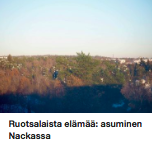 Ostolakossa Nacka Tukholma