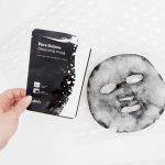 Vaahtoava kangasnaamio - Skin79 Pore Bubble Cleansing Mask
