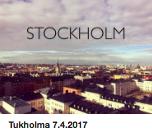 Tukholma 7.4.2017