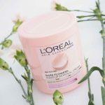 Pieni pettymys: L'Oréal Paris Rare Flowers Makeup Removal Cream