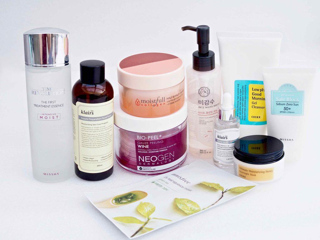 Korealainen ihonhoito vaiheet Ostolakossa Virve Vee