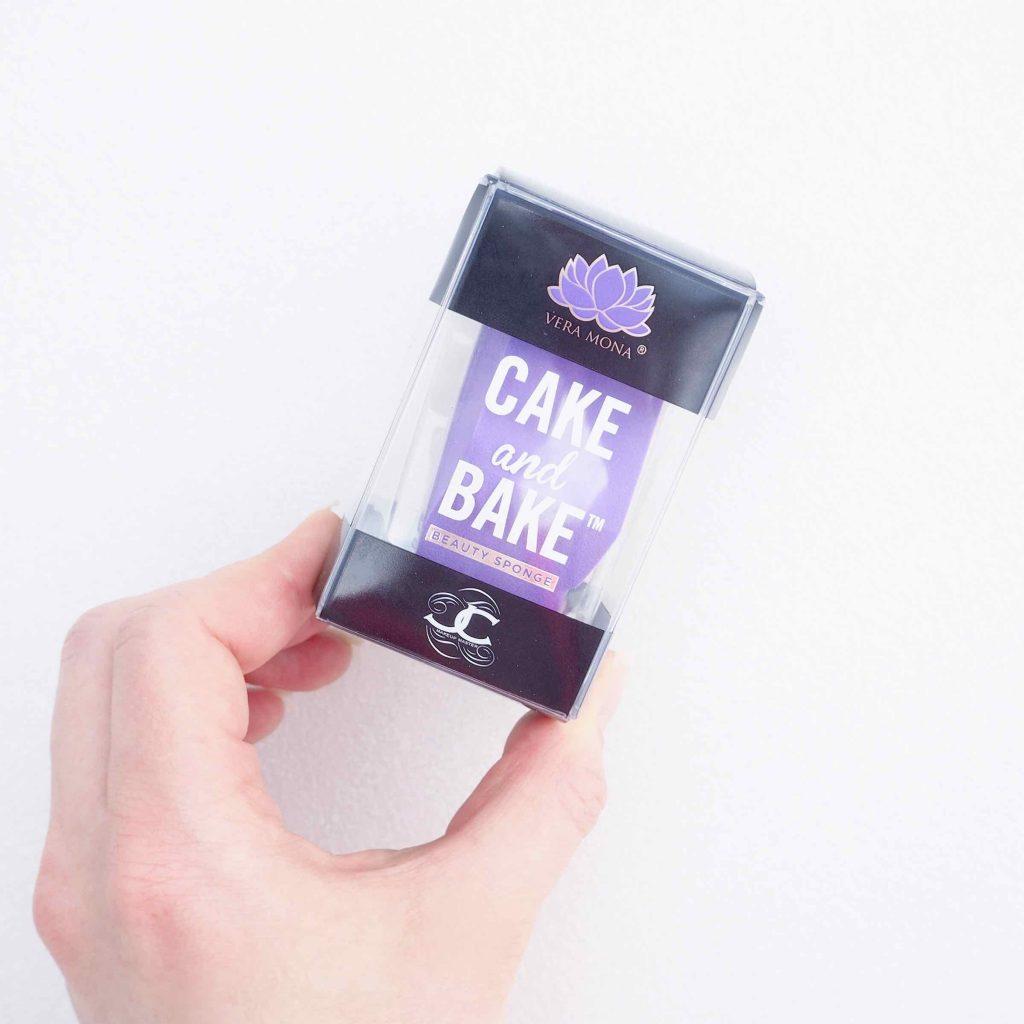 Vera Mona Cake and Bake meikkisieni kokemuksia
