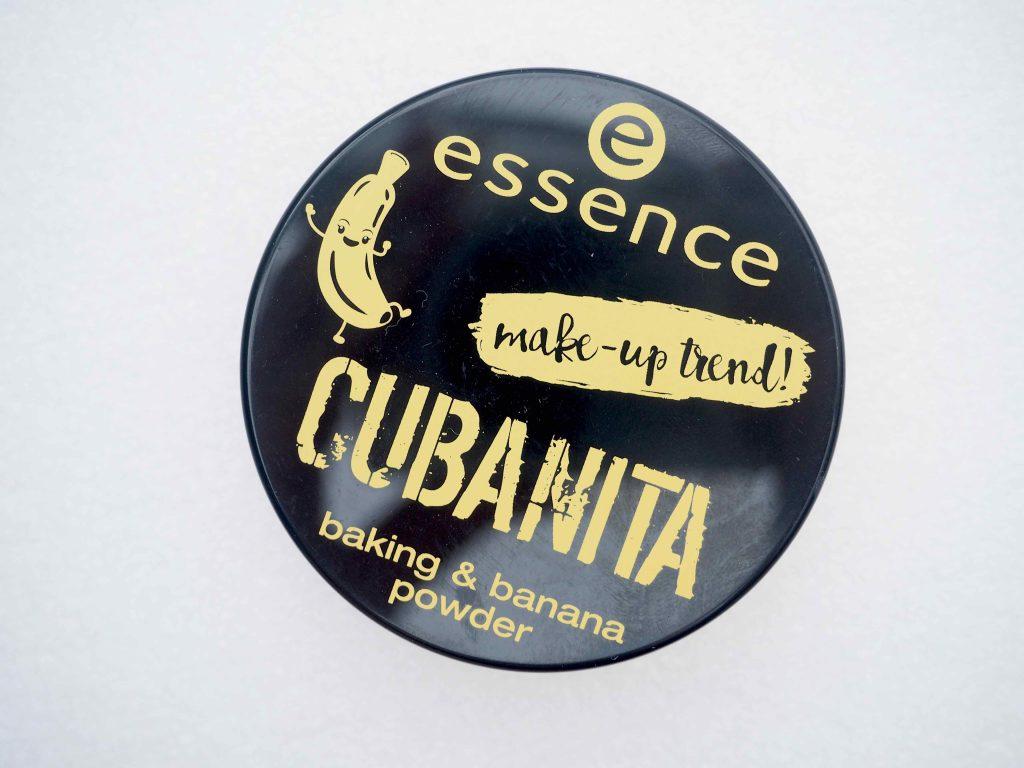 Essence Cubanita Baking and Banana powder banaanipuuteri