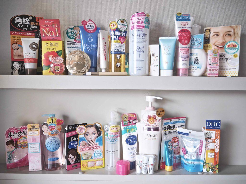 japanilainen ja korealainen ihonhoito