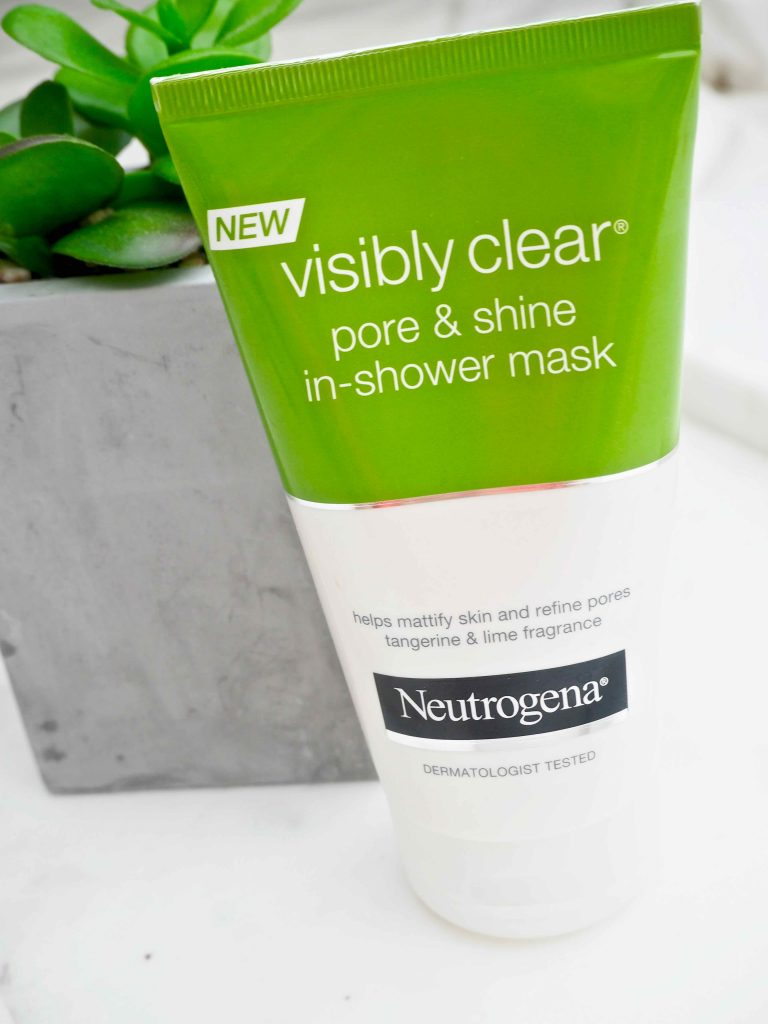 Neutrogena Visibly Clear Pore & Shine In-Shower Mask