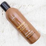 Tehotuote, joka hoitaa ja suojaa kuivia hiuksia