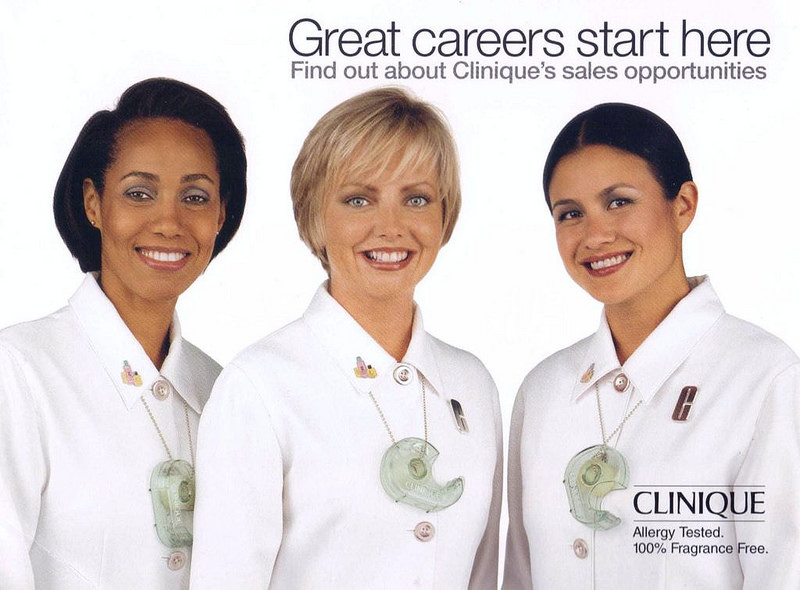 Clinique lab coat