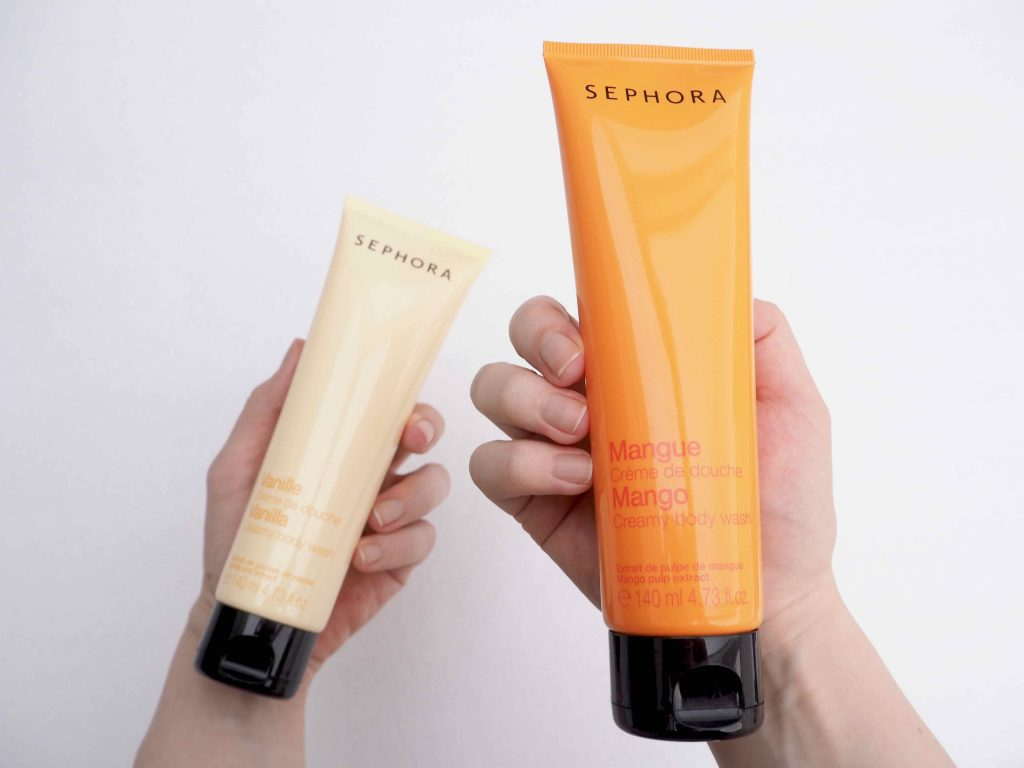 Sephora Creamy Body Wash Ostolakossa kokemuksia