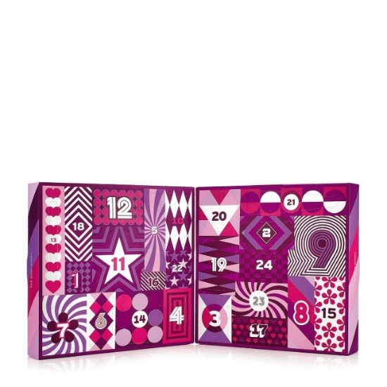 24 Days of Beauty Advent Calendar The Body Shop