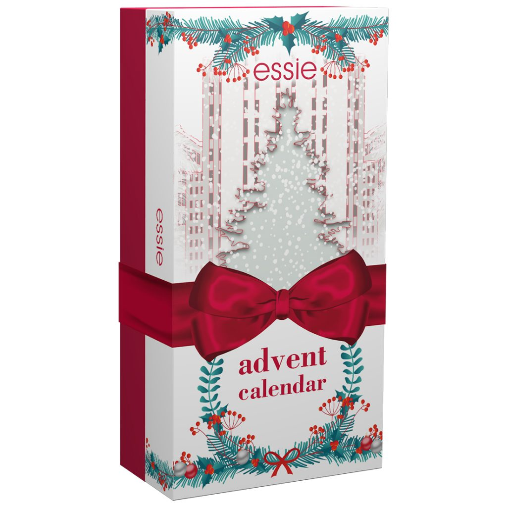 Essie Advent Calendar 2017