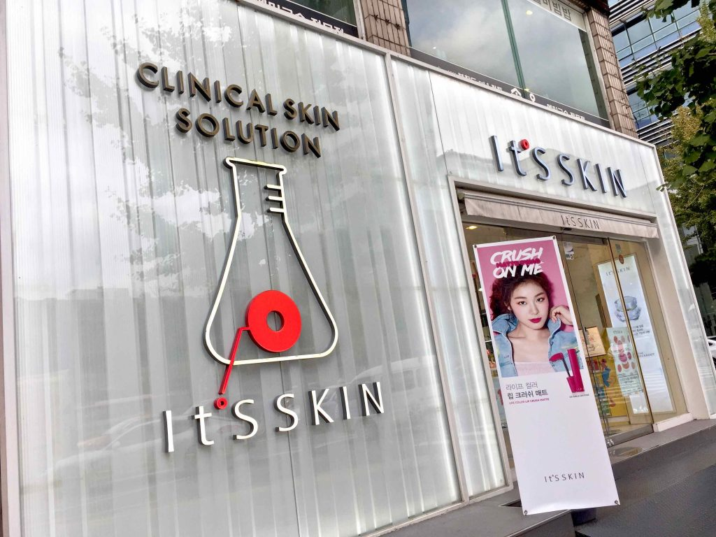 Garosu-Gil Cosmetic shopping - 1 (1)